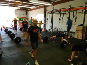 Paul Coaching at CFS GO