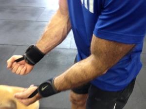 Swolt forearms.